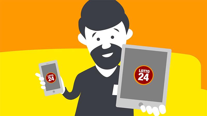 Lotto24 App